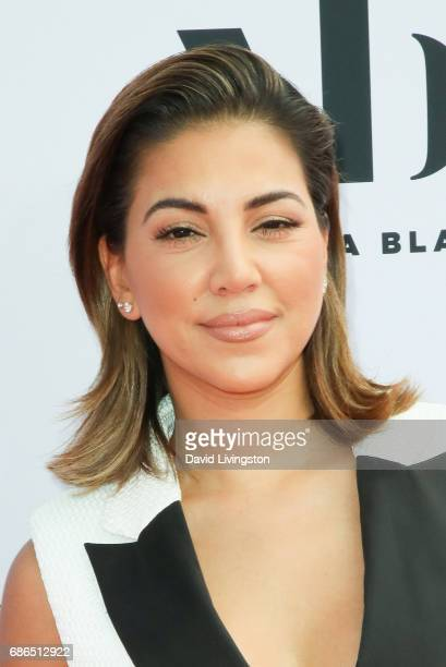 TV personality Liz Hernandez attends the 2017 Billboard Music Awards at the TMobile Arena on May 21 2017 in Las Vegas Nevada