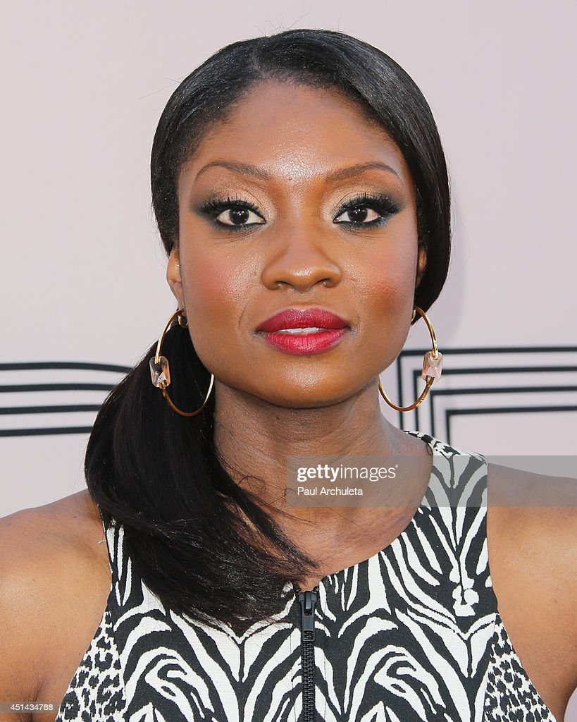 TV Personality Lola Ogunnaike attends the Pre 'BET Awards' Dinner at Milk Studios on June 28, 2014 in Los Angeles, California.