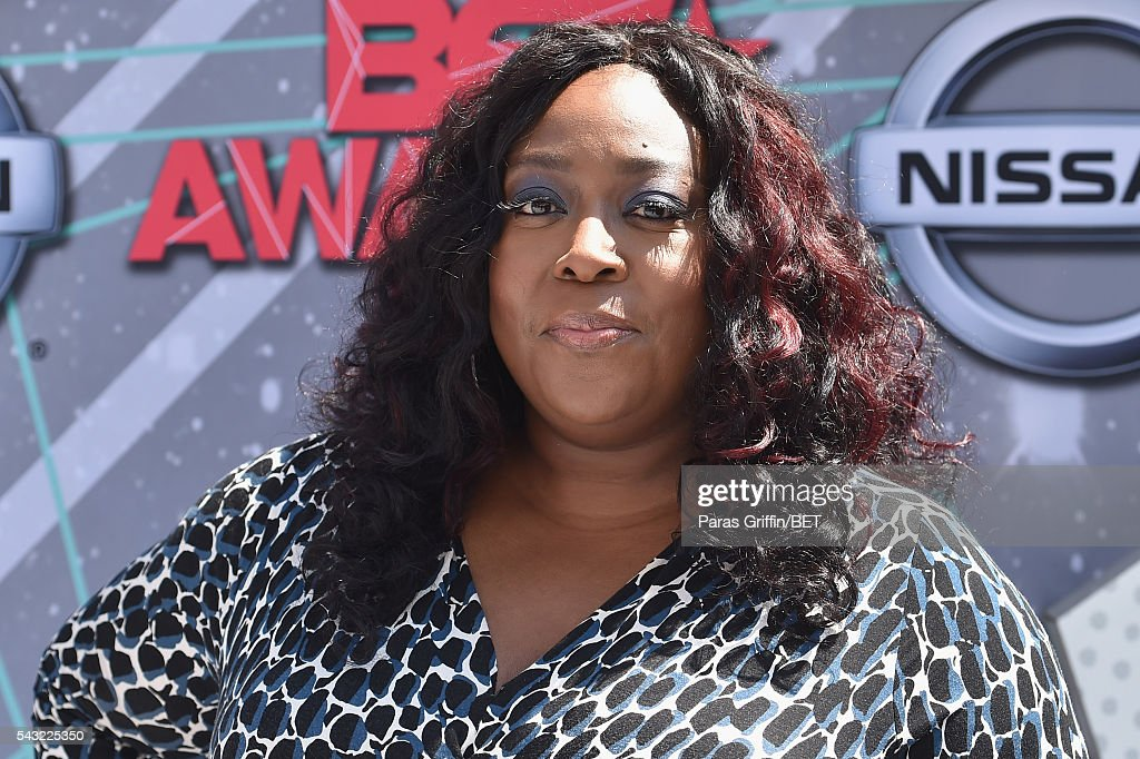TV personality Loni Love attends the 2016 BET Awards at the Microsoft Theater on June 26, 2016 in Los Angeles, California.