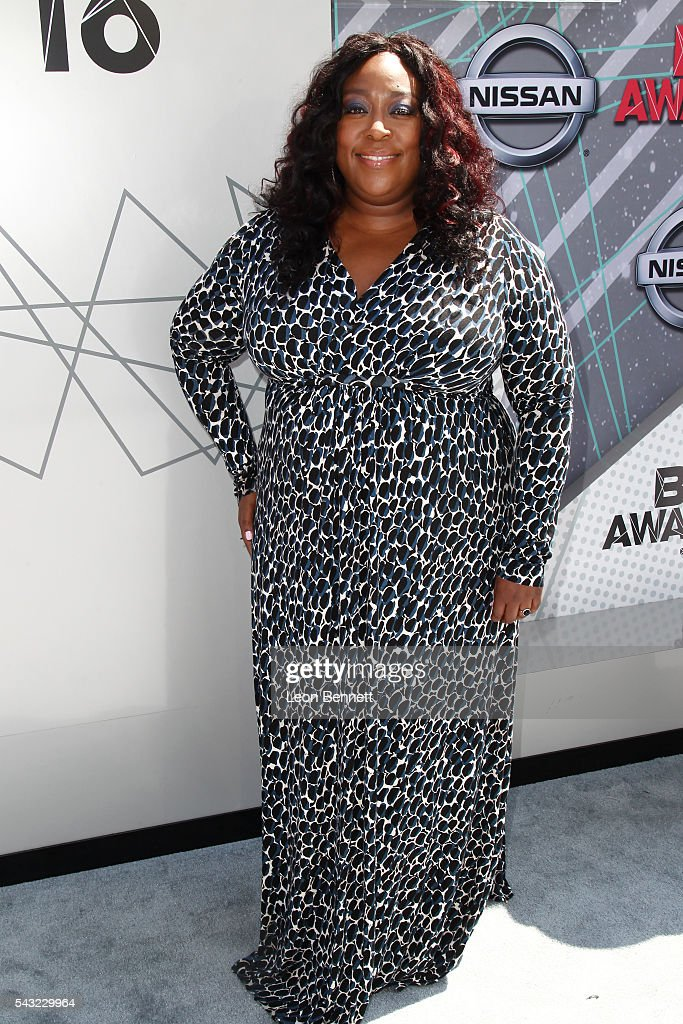 TV personality Loni Love attends the Make A Wish VIP Experience at the 2016 BET Awards on June 26, 2016 in Los Angeles, California.