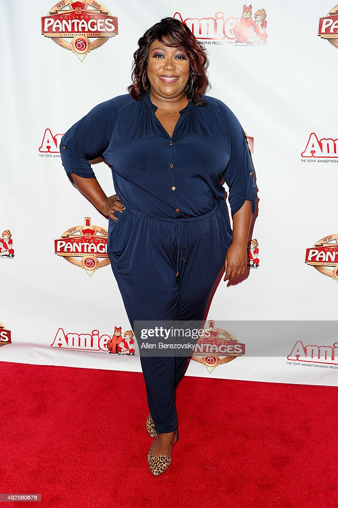 "Premiere Of ""Annie"" At The Hollywood Pantages Theatre"