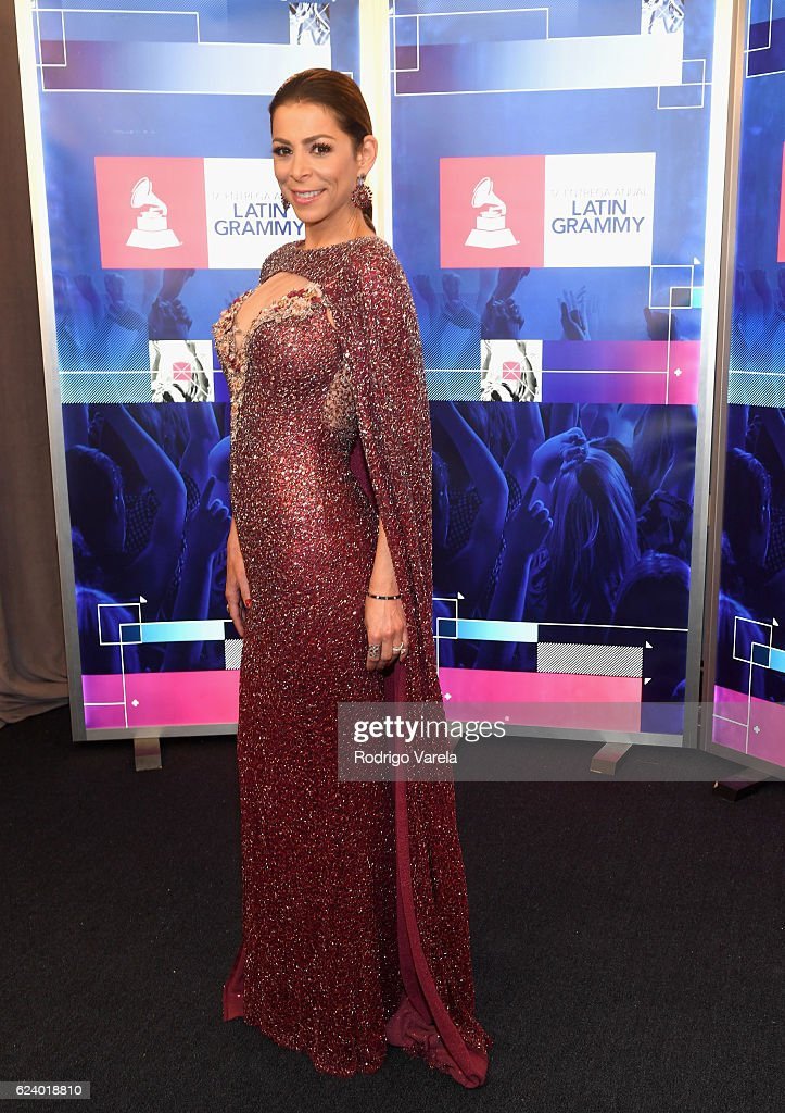 TV personality Lourdes Stephen attends The 17th Annual Latin Grammy Awards at T-Mobile Arena on November 17, 2016 in Las Vegas, Nevada.