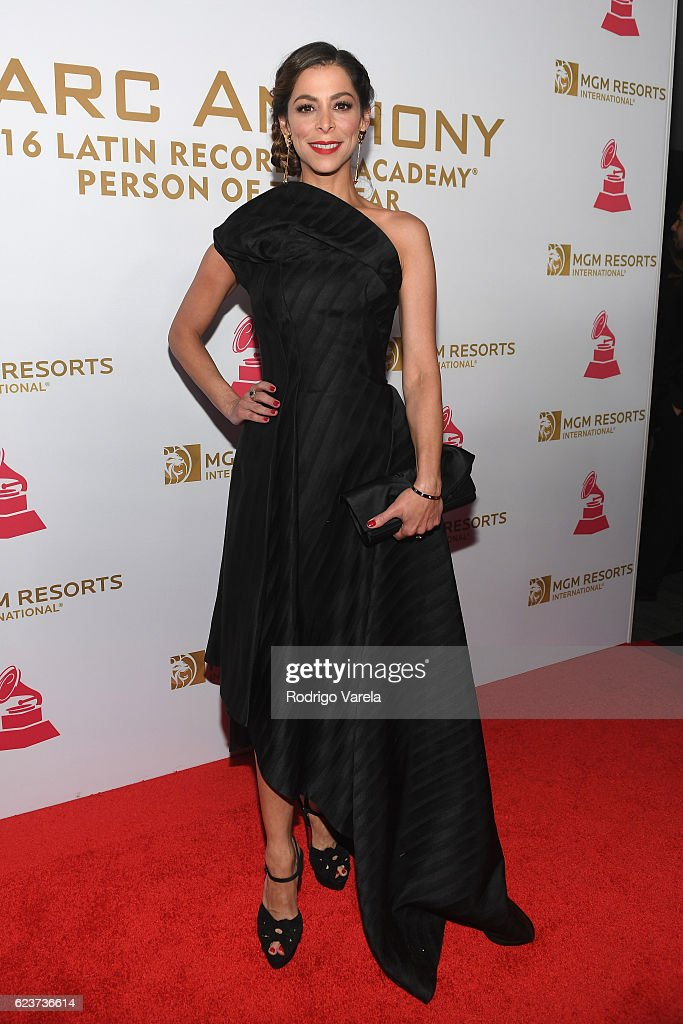 TV personality Lourdes Stephen attends the 2016 Person of the Year honoring Marc Anthony at the MGM Grand Garden Arena on November 16, 2016 in Las Vegas, Nevada.