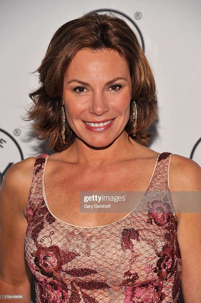 TV personality LuAnn de Lesseps attends the 6th annual Made In NY awards at Gracie Mansion on June 6, 2011 in New York City.