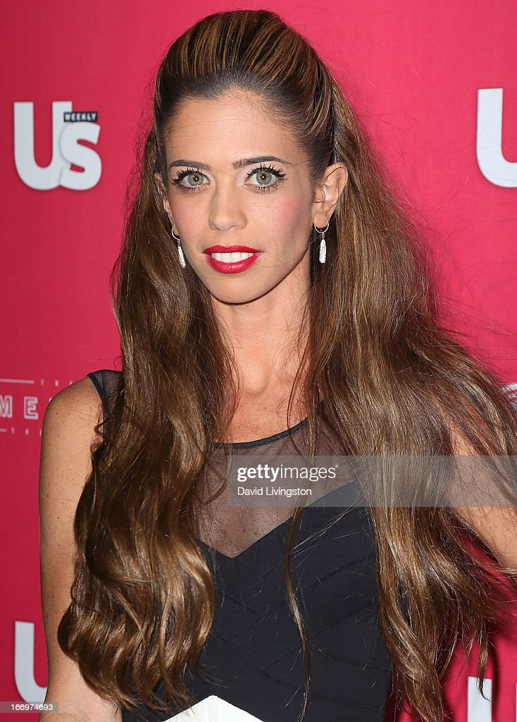 TV personality Lydia McLaughlin attends Us Weekly's Annual Hot Hollywood Style Issue event at the Emerson Theatre on April 18, 2013 in Hollywood, California.