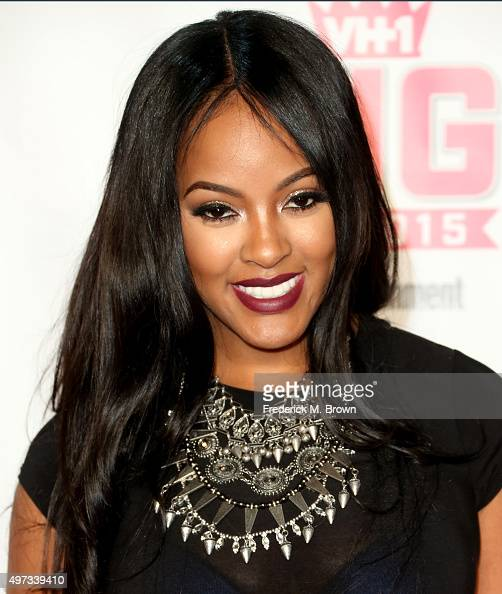 TV personality Malaysia Pargo attends VH1 Big in 2015 With Entertainment Weekly Awards at Pacific Design Center on November 15 2015 in West Hollywood...