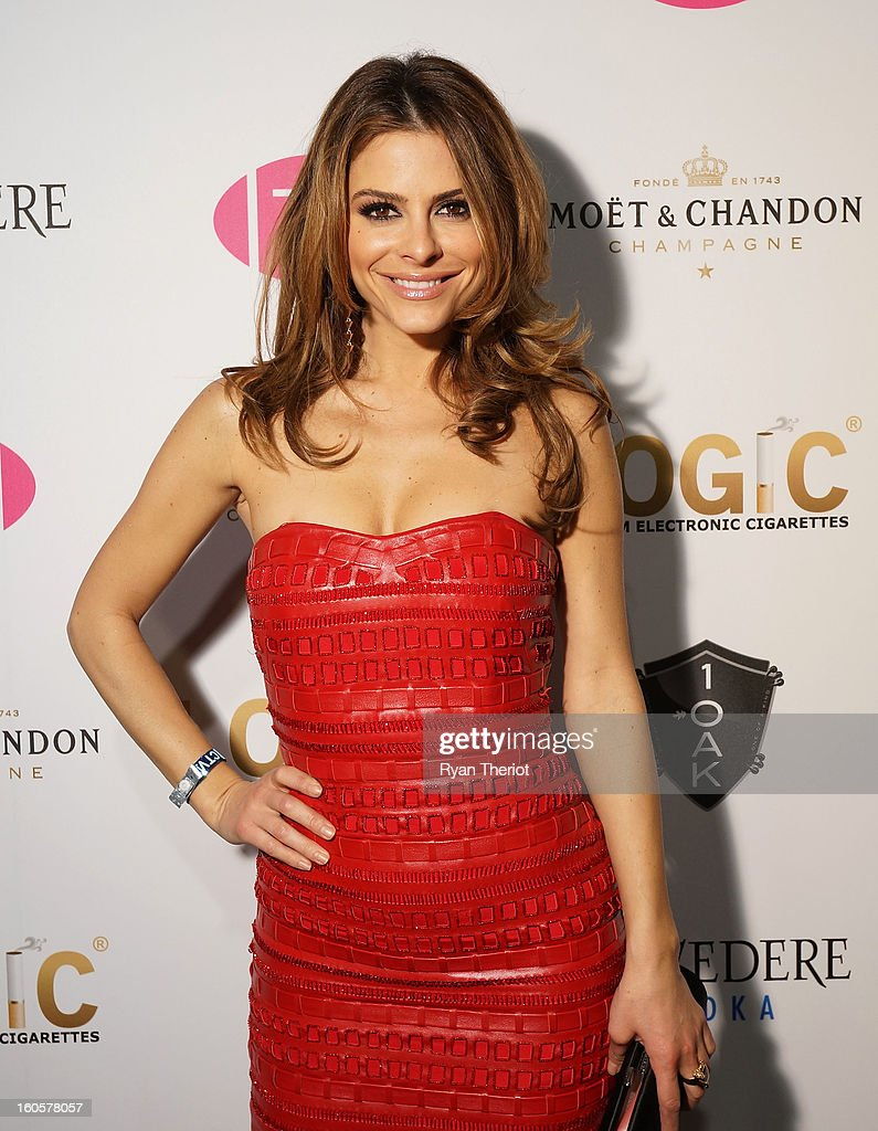 TV personality Maria Menounos attends 1 OAK New Orleans Presented By LOGIC Electronic Cigarettes at Jax Brewery on February 2, 2013 in New Orleans, Louisiana.