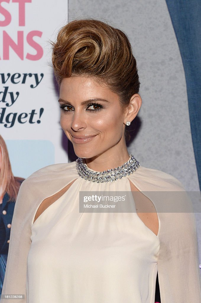 TV Personality <a gi-track='captionPersonalityLinkClicked' href=/galleries/search?phrase=Maria+Menounos&family=editorial&specificpeople=203337 ng-click='$event.stopPropagation()'>Maria Menounos</a> attends People StyleWatch Denim Awards presented by GILT at Palihouse on September 19, 2013 in West Hollywood, California.
