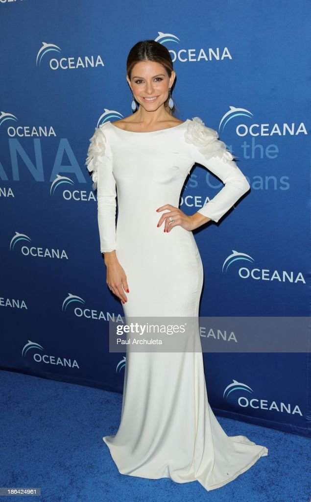 TV Personality <a gi-track='captionPersonalityLinkClicked' href=/galleries/search?phrase=Maria+Menounos&family=editorial&specificpeople=203337 ng-click='$event.stopPropagation()'>Maria Menounos</a> attends the Oceana Partners Award Gala at the Regent Beverly Wilshire Hotel on October 30, 2013 in Beverly Hills, California.