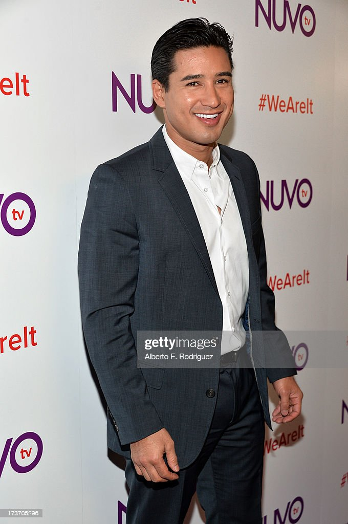 TV personality <a gi-track='captionPersonalityLinkClicked' href=/galleries/search?phrase=Mario+Lopez&family=editorial&specificpeople=235992 ng-click='$event.stopPropagation()'>Mario Lopez</a> arrives at the NUVOtv Network Launch Party at The London West Hollywood on July 16, 2013 in West Hollywood, California.