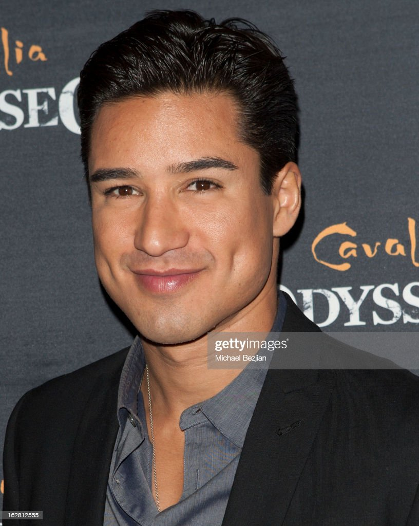 TV personality Mario Lopez attends Celebrity Red Carpet Opening For Cavalia's 'Odysseo' at Cavalia's Odysseo Village on February 27, 2013 in Burbank, California.