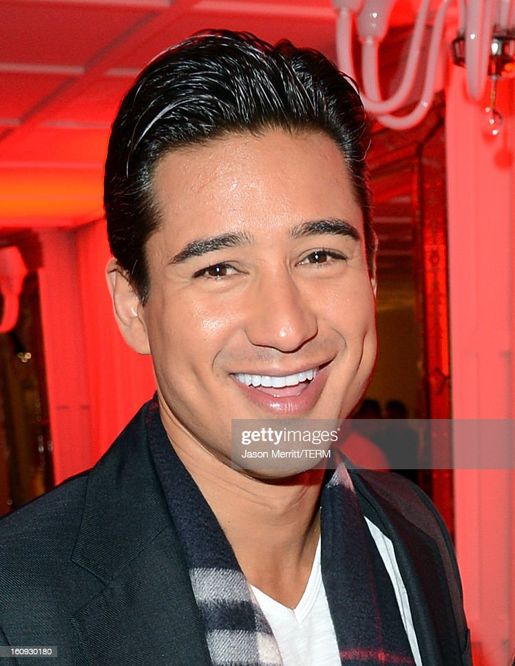 TV personality Mario Lopez attends Quattro Volte Vodka Preview with Taio Cruz at SLS Hotel on February 7, 2013 in Beverly Hills, California.
