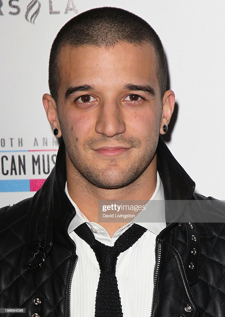 TV personality <a gi-track='captionPersonalityLinkClicked' href=/galleries/search?phrase=Mark+Ballas&family=editorial&specificpeople=4531129 ng-click='$event.stopPropagation()'>Mark Ballas</a> attends Rolling Stone Magazine's 2012 American Music Awards (AMAs) VIP After Party presented by Nokia and Rdio at the Rolling Stone Restaurant and Lounge on November 18, 2012 in Los Angeles, California.
