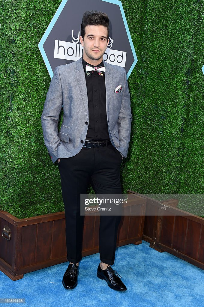 TV personality Mark Ballas attends the 2014 Young Hollywood Awards held at The Wiltern on July 27 2014 in Los Angeles California