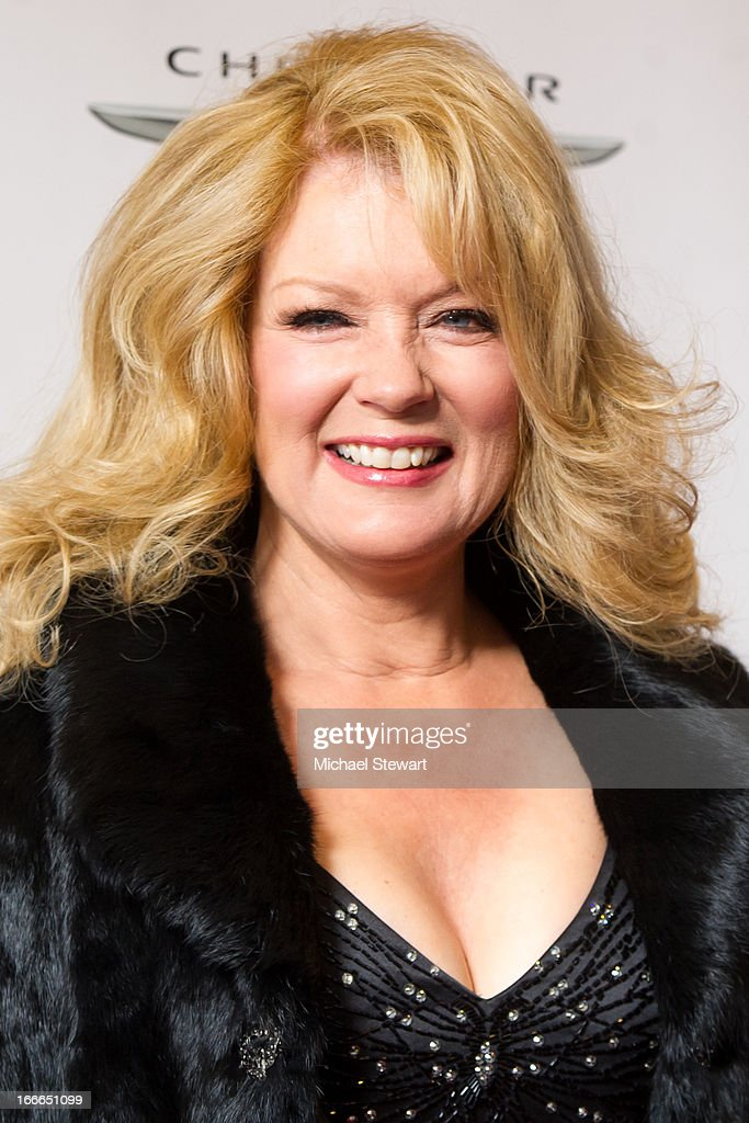TV personality Mary Hart attends the Broadway opening night for 'Motown: The Musical' at Lunt-Fontanne Theatre on April 14, 2013 in New York City.