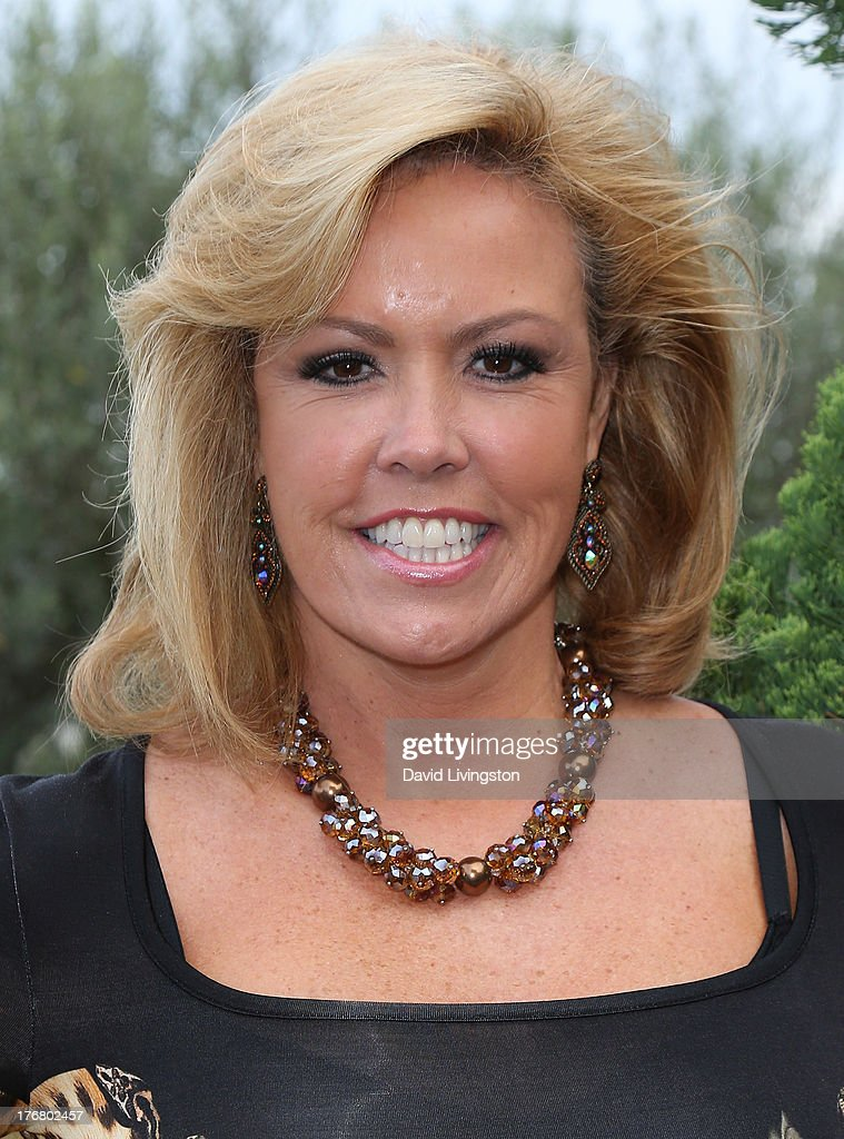 TV personality Mary Murphy attends Oceana's 6th Annual SeaChange Summer Party at Villa di Sogni on August 18, 2013 in Laguna Beach, California.