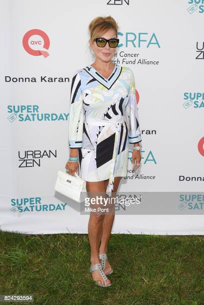 TV personality Marysol Patton attends OCRFA's 20th Annual Super Saturday to Benefit Ovarian Cancer on July 29 2017 in Watermill New York