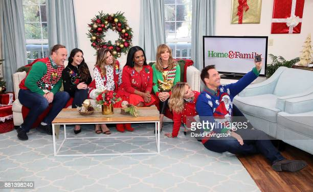TV personality Matt Iseman pet rescue expert Larissa Woh TV personality Orly Shani actresses Sheryl Lee Ralph and Jaclyn Smith and hosts Debbie...