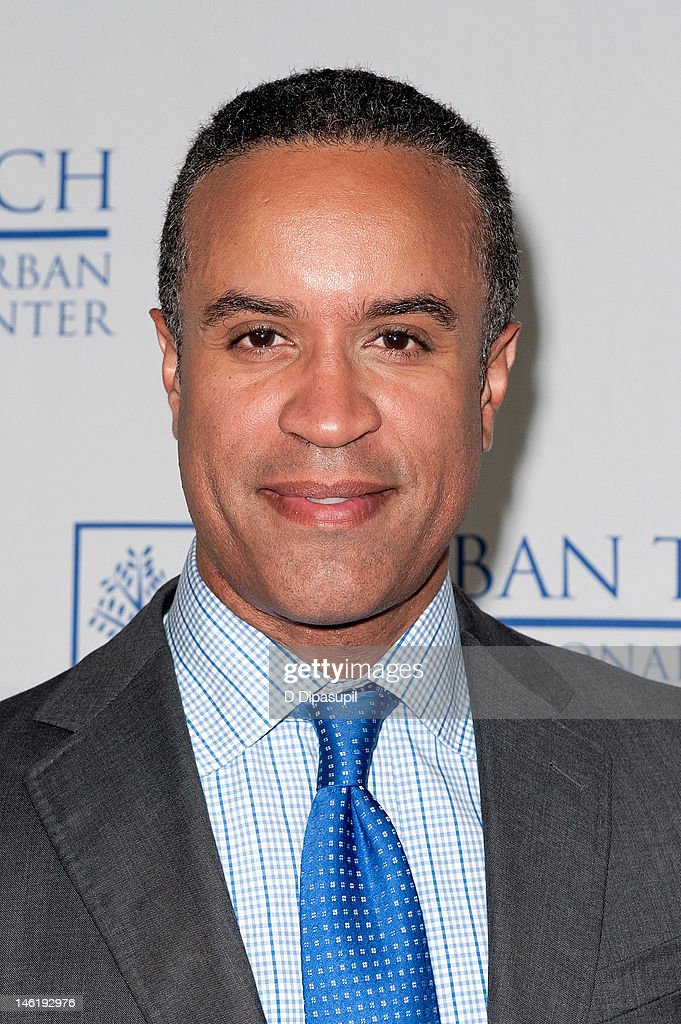 TV personality Maurice Dubois attends the 17th Annual National Urban Technology Center Gala at Capitale on June 11, 2012 in New York City.