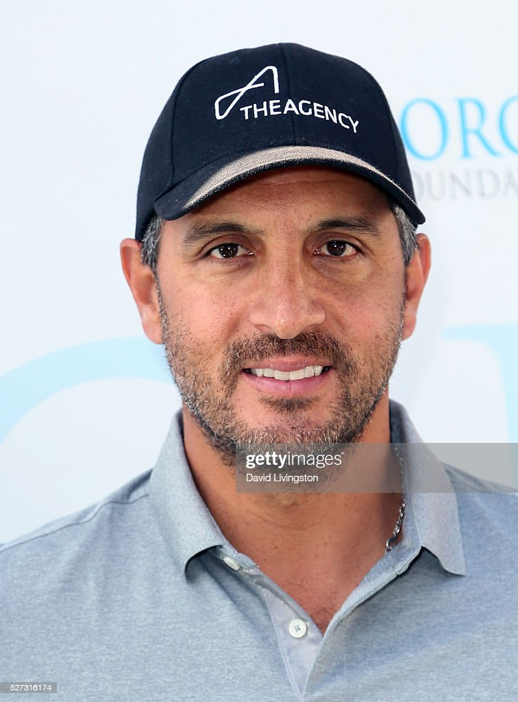 TV personality Mauricio Umansky attends the Ninth Annual George Lopez Celebrity Golf Classic at Lakeside Golf Club on May 2, 2016 in Burbank, California.