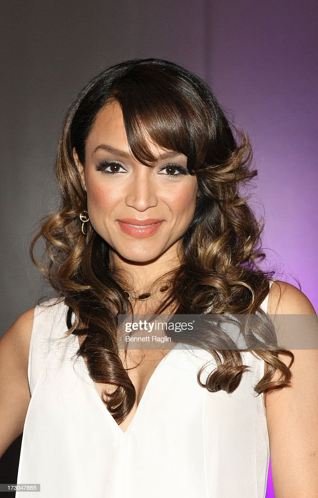 TV personality Mayte Garcia attends the 2013 Essence Festival at the Ernest N. Morial Convention Center on July 5, 2013 in New Orleans, Louisiana.
