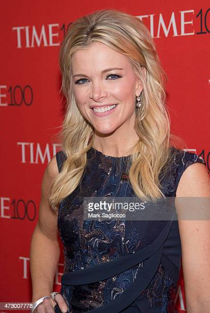 Personality Megyn Kelly attends the 2015 Time 100 Gala at Frederick P Rose Jazz Hall at Lincoln Center on April 21 2015 in New York City
