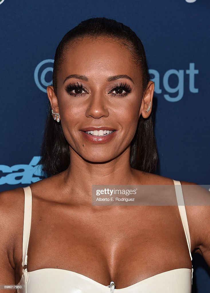 TV personality Mel B attends the 'America's Got Talent' Season 11 Live Show at The Dolby Theatre on August 30 2016 in Hollywood California