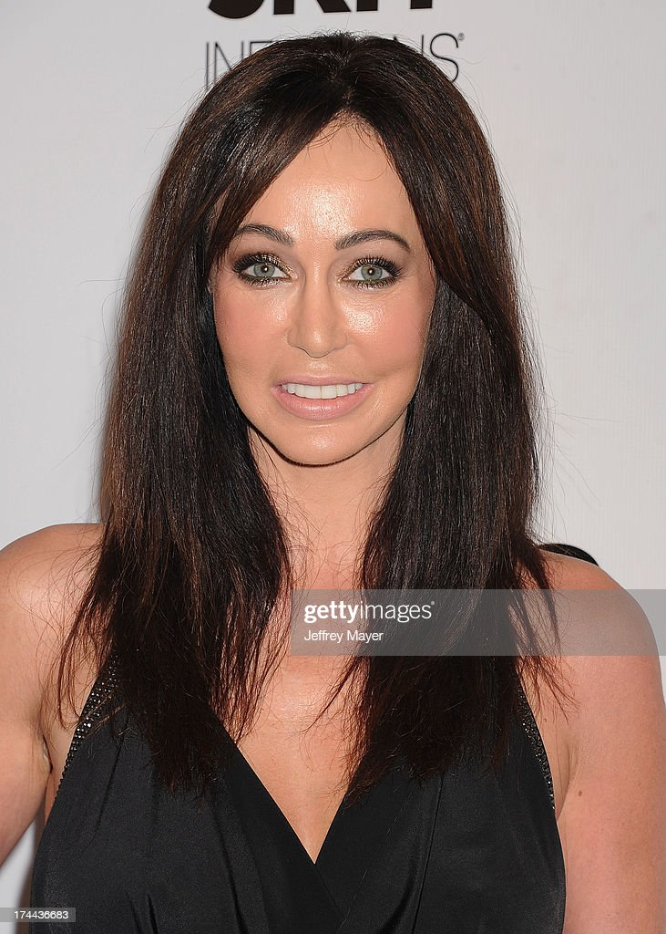 TV Personality Melanie Mar attends the Friend Movement Anti-Bullying Benefit Concert at the El Rey Theatre on July 1, 2013 in Los Angeles, California.