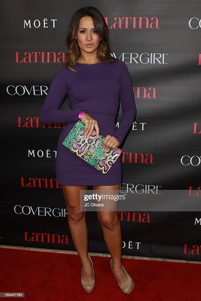 "Latina Magazine ""Latinos In Hollywood"" Party"
