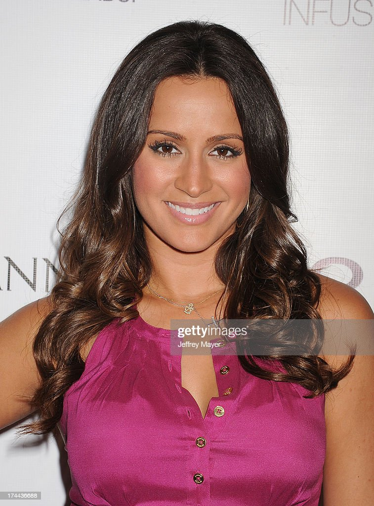 TV Personality Melissa Marty attends the Friend Movement Anti-Bullying Benefit Concert at the El Rey Theatre on July 1, 2013 in Los Angeles, California.