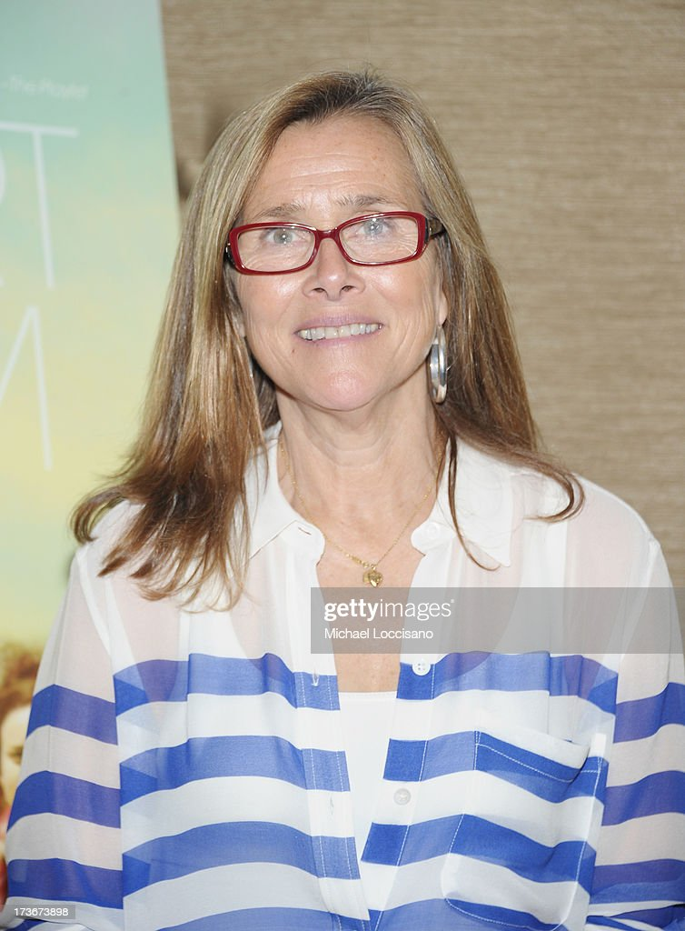 TV personality Meredith Vieira attends the 'Short Term 12' New York special screening at Dolby 88 Theater on July 16, 2013 in New York City.
