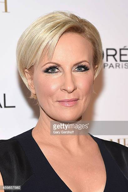 TV personality Mika Brzezinski attends L'Oreal Paris' Ninth Annual Women Of Worth Awards at The Pierre Hotel on December 2 2014 in New York City