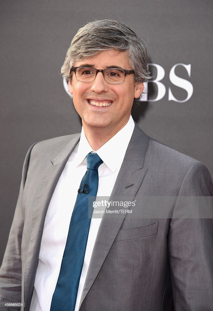 TV personality Mo Rocca attends the 18th Annual Hollywood Film Awards at The Palladium on November 14 2014 in Hollywood California