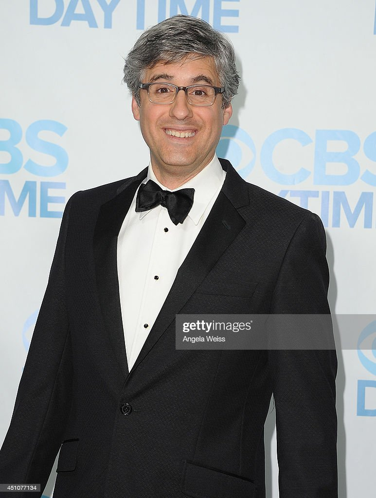 TV personality Mo Rocca attends the 41st Annual Daytime Emmy Awards CBS after party at The Beverly Hilton Hotel on June 22 2014 in Beverly Hills...