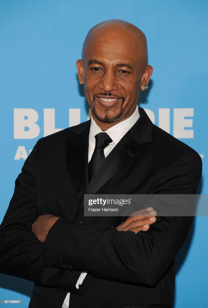 TV personality Montel Williams poses in the press room at the 36th Annual Daytime Emmy Awards at The Orpheum Theatre on August 30, 2009 in Los Angeles, California.