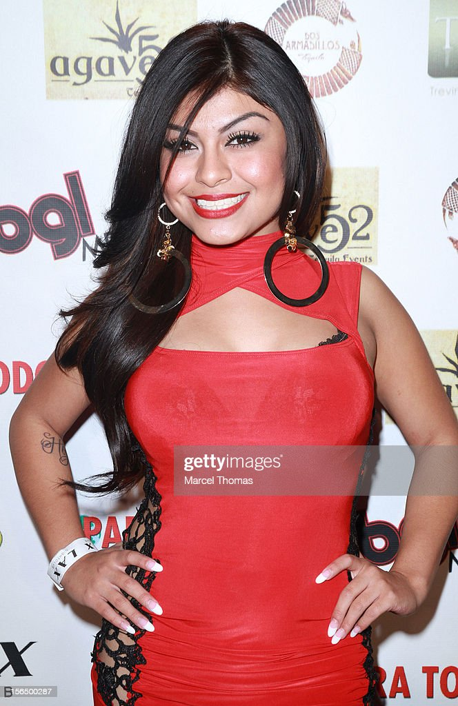TV personality Nadia K attends the 13th Annual Latin GRAMMY Awards After-party at LAX Nightclub on November 15, 2012 in Las Vegas, Nevada.