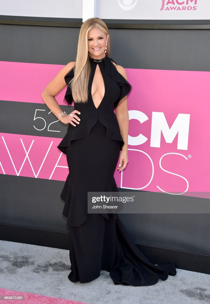 TV personality Nancy O'Dell attends the 52nd Academy Of Country Music Awards at Toshiba Plaza on April 2, 2017 in Las Vegas, Nevada.
