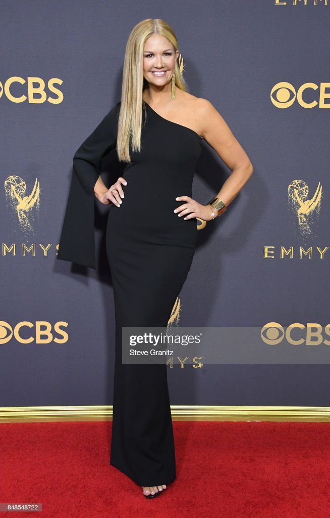 TV personality Nancy O'Dell attends the 69th Annual Primetime Emmy Awards at Microsoft Theater on September 17, 2017 in Los Angeles, California.