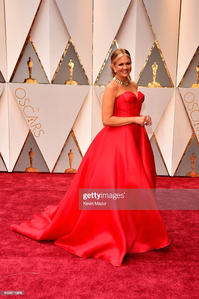 TV personality Nancy O'Dell attends the 89th Annual Academy Awards at Hollywood & Highland Center on February 26, 2017 in Hollywood, California.