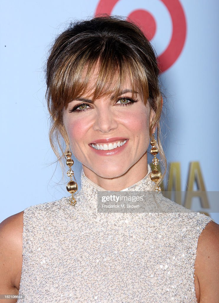 TV personality Natalie Morales arrives at the 2012 NCLR ALMA Awards at Pasadena Civic Auditorium on September 16, 2012 in Pasadena, California.