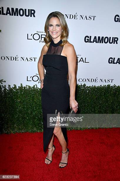 TV personality Natalie Morales attends Glamour Women Of The Year 2016 at NeueHouse Hollywood on November 14 2016 in Los Angeles California