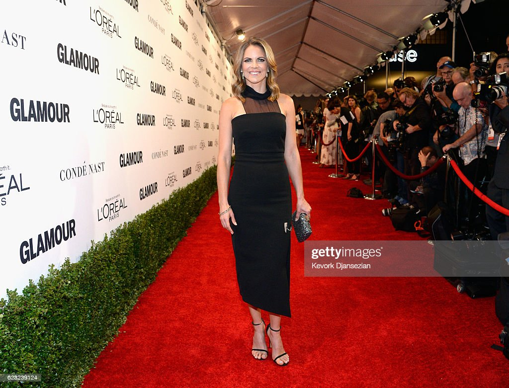 TV personality Natalie Morales attends Glamour Women Of The Year 2016 at NeueHouse Hollywood on November 14, 2016 in Los Angeles, California.