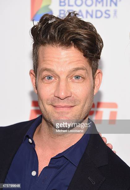 TV personality Nate Berkus attends the Up2Us Sports celebration of 5 Years of change through sports on June 3 2015 at the IAC Building in New York...