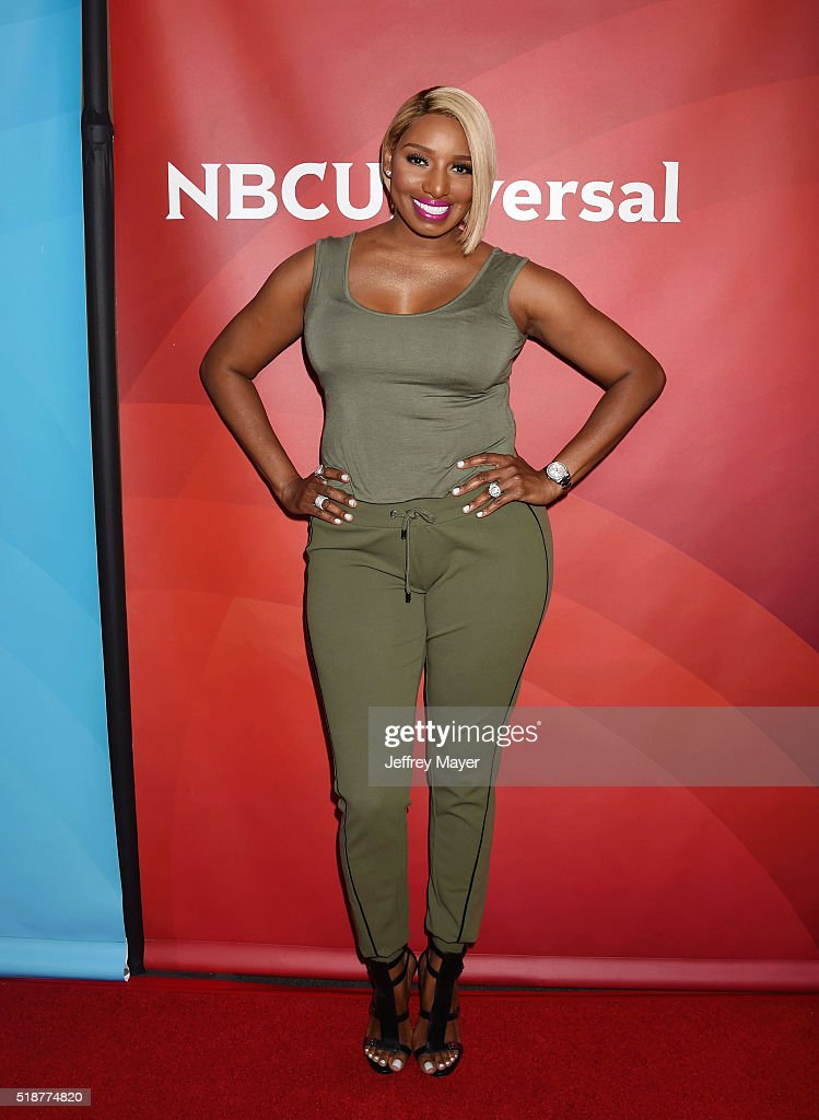 TV personality Nene Leakes arrives at the 2016 Summer TCA Tour - NBCUniversal Press Tour at the Four Seasons Hotel - Westlake Village on April 1, 2016 in Westlake Village, California.