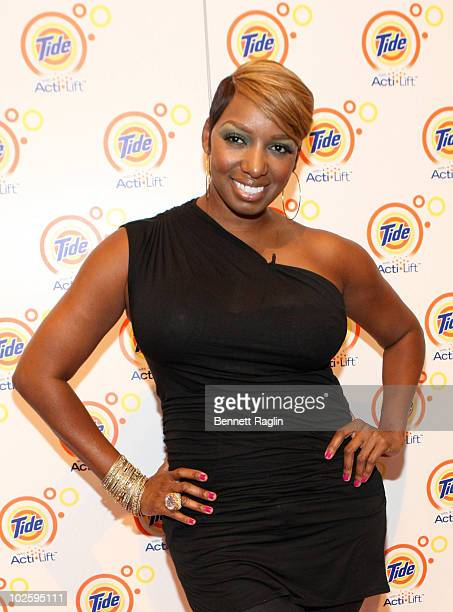 TV personality Nene Leakes of the Real Housewives of Atlanta attends the 2010 Essence Music Festival at the Convention Center on July 2 2010 in New...
