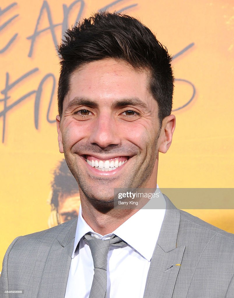 TV personality Nev Schulman attends the Premiere of Warner Brothers Pictures' 'We Are Your Friends' at TCL Chinese Theatre on August 20, 2015 in Hollywood, California.