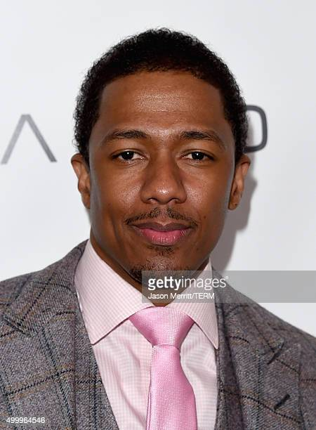 TV personality Nick Cannon attends the 2015 March Of Dimes Celebration Of Babies at the Beverly Wilshire Four Seasons Hotel on December 4 2015 in...