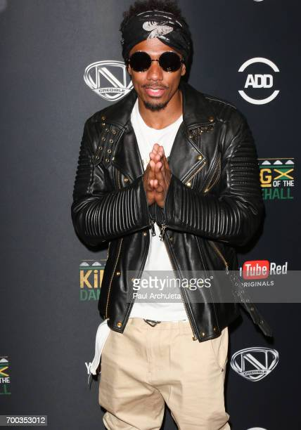 Personality Nick Cannon attends the screening of 'King Of The Dance Hall' at TCL Chinese 6 Theatres on June 22 2017 in Hollywood California
