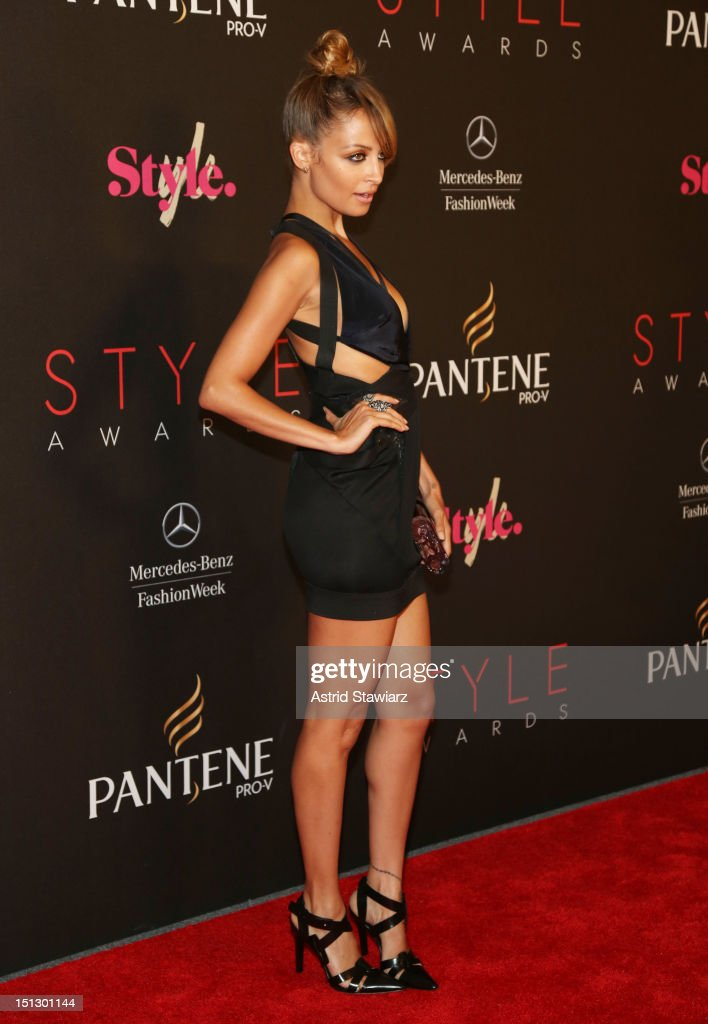 TV personality <a gi-track='captionPersonalityLinkClicked' href=/galleries/search?phrase=Nicole+Richie&family=editorial&specificpeople=201646 ng-click='$event.stopPropagation()'>Nicole Richie</a> attends the 9th annual Style Awards during Mercedes-Benz Fashion Week at The Stage at Lincoln Center on September 5, 2012 in New York City.