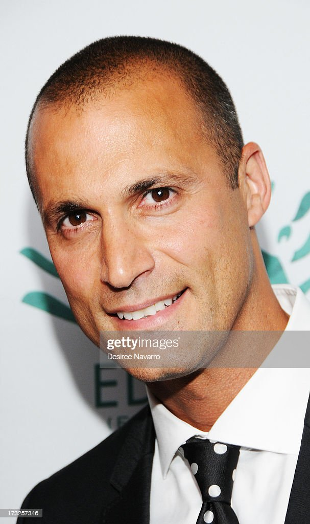 TV personality <a gi-track='captionPersonalityLinkClicked' href=/galleries/search?phrase=Nigel+Barker&family=editorial&specificpeople=691819 ng-click='$event.stopPropagation()'>Nigel Barker</a> attends the 2013 Edeyo Gives Hope Ball at Highline Ballroom on July 10, 2013 in New York City.